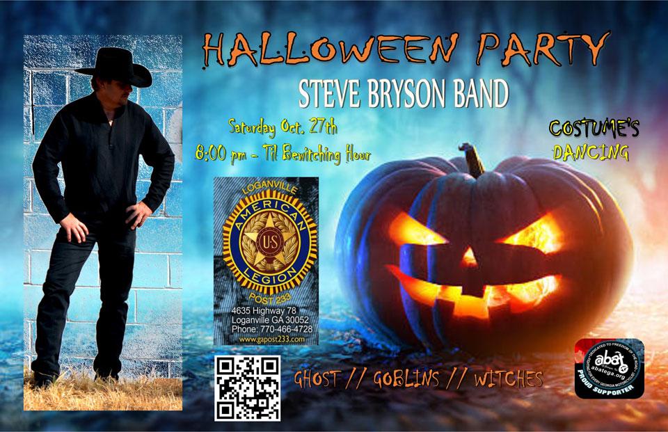 Halloween Party | Loganville GA American Legion